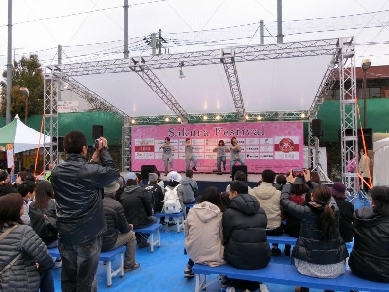 目黒川桜まつりイベント