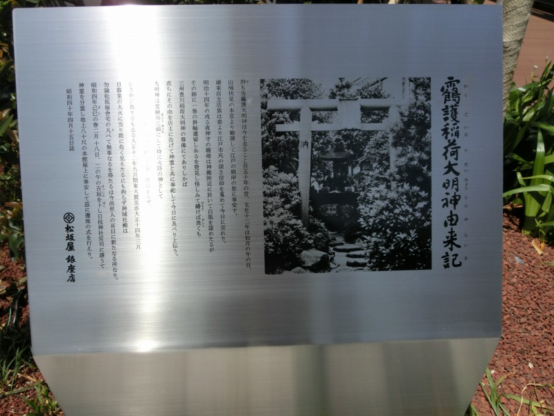 稲荷神社の説明
