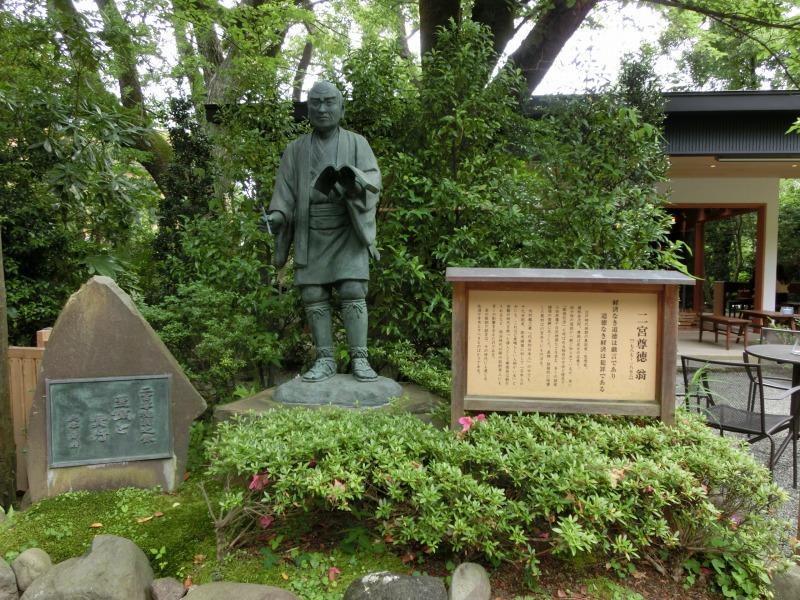 二宮尊徳(金次郎)の像