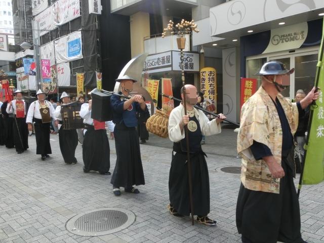 時代祭り行列