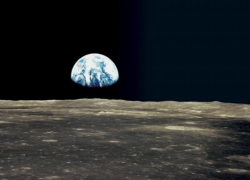 惑星から見た地球