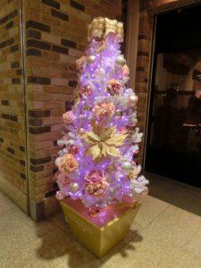ミロードのクリスマスツリー