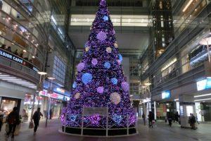 ステーションスクエアクリスマスツリー