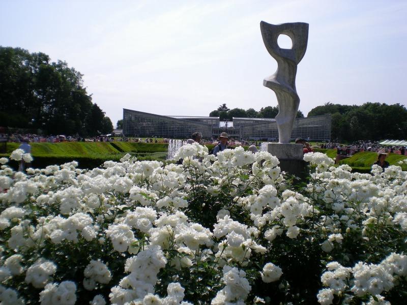 神代植物公園内