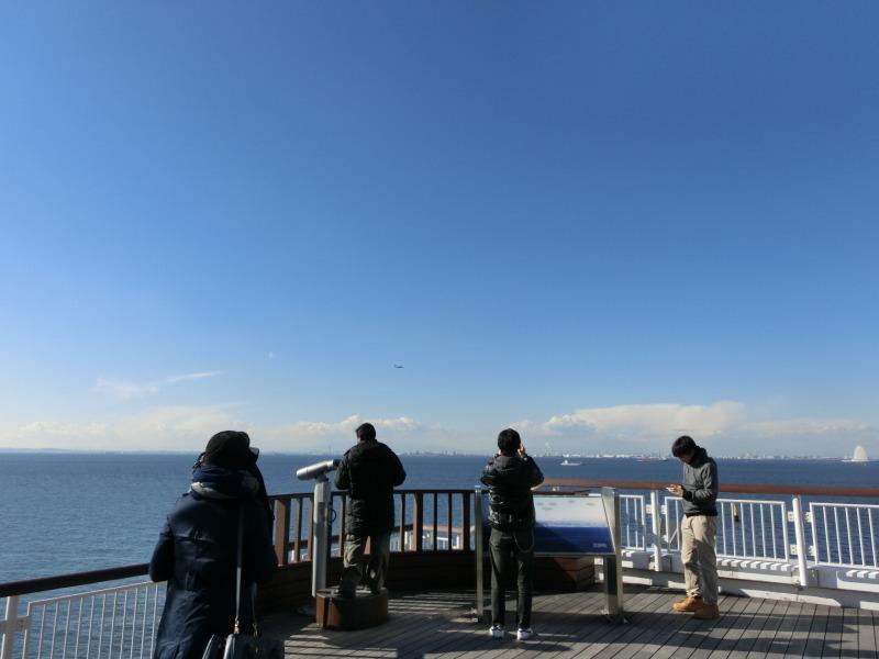 360度海を見渡す
