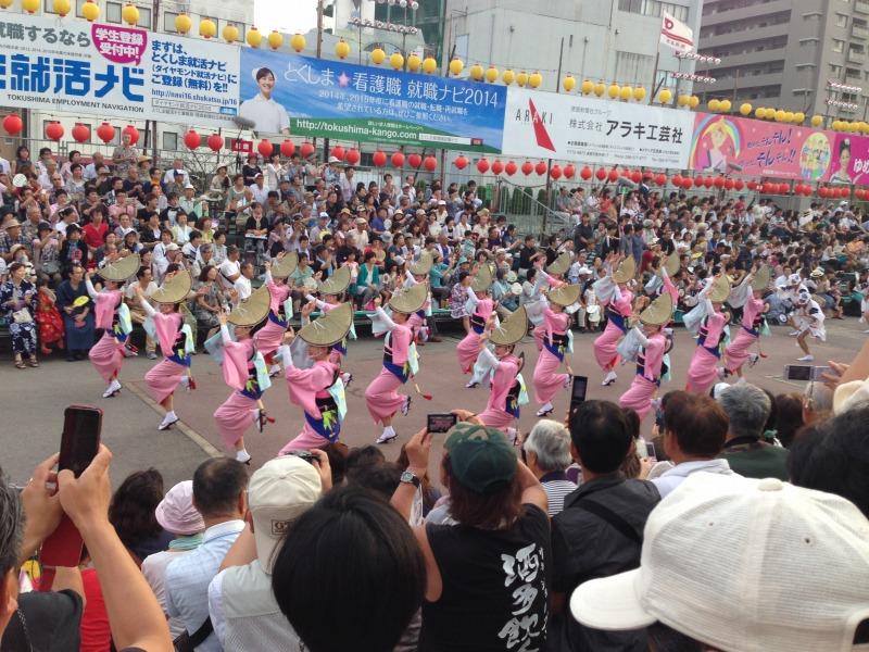 徳島 阿波 踊り 2019