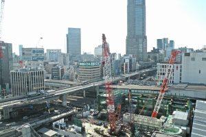 渋谷再開発