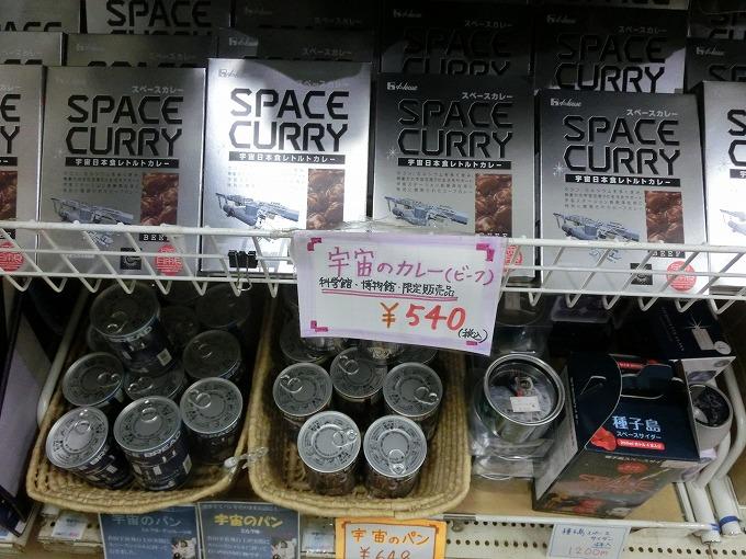 宇宙のカレー