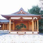 阿佐ヶ谷神明宮能楽堂