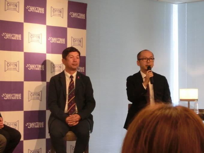岸野氏と川村氏