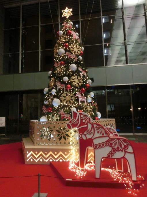 アオゾのクリスマスツリー