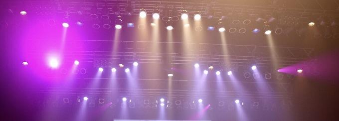 舞台の照明