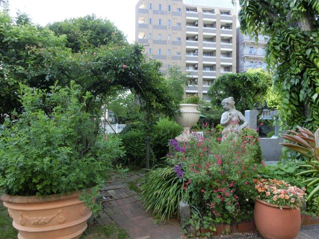 ラポールの庭