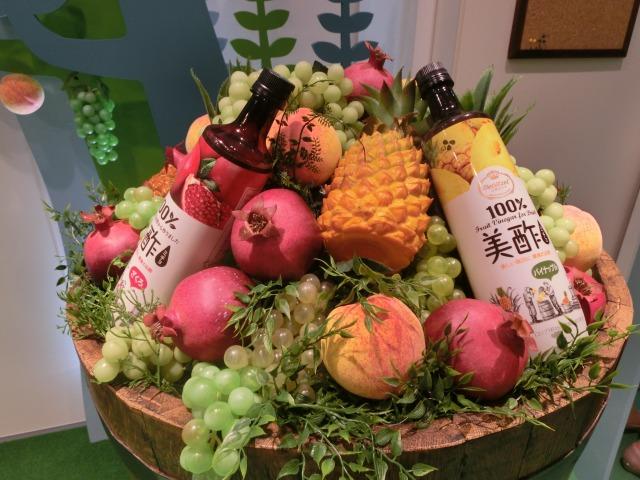 2階の果実と美酢