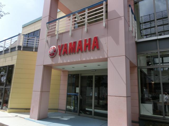 YAMAHAのお店